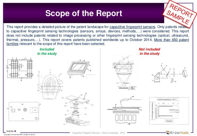 Capacitive Fingerprint Sensors Sample