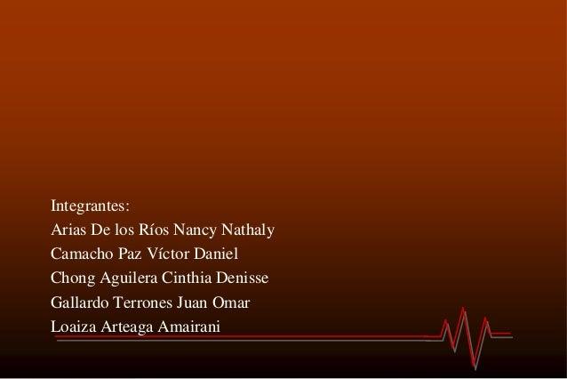 Capacitores en serie y en paraleloIntegrantes:Arias De los Ríos Nancy NathalyCamacho Paz Víctor DanielChong Aguilera Cinth...