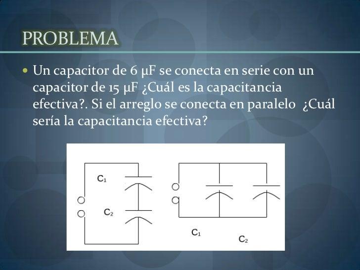Capacitores En Serie Y En Pararelo1