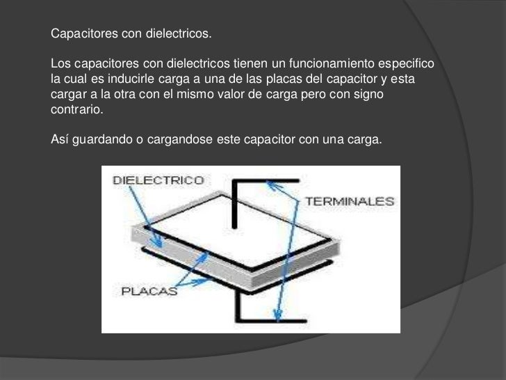 Capacitores Y Dielectricos