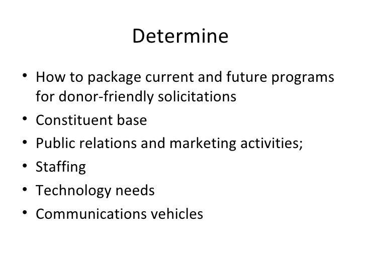 Capacity Building FInancial Development Slide 3