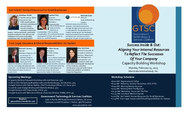 !Register:)gtscoalition.eventbrite.com)Upcoming)Meetings:)•!Capacity!Building!Proposals!Workshop!with!Josh!Kussman:!3/12!•...