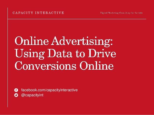 facebook.com/capacityinteractive  @capacityint