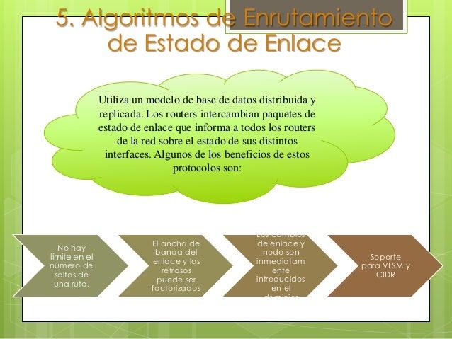 7. Protocolos Internos de Pasarela(Interior            Gateway Protocols o IGP)                                     Es un ...