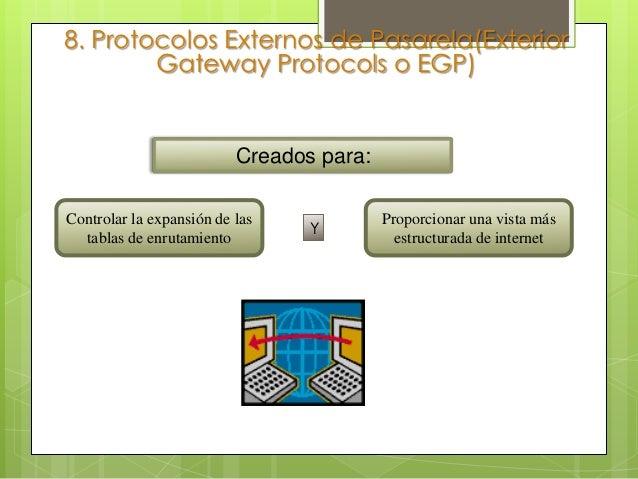 10. Criterios de Selección de Protocolos de    Topología deEnrutamiento           Red  • Los protocolos       Resumen de  ...