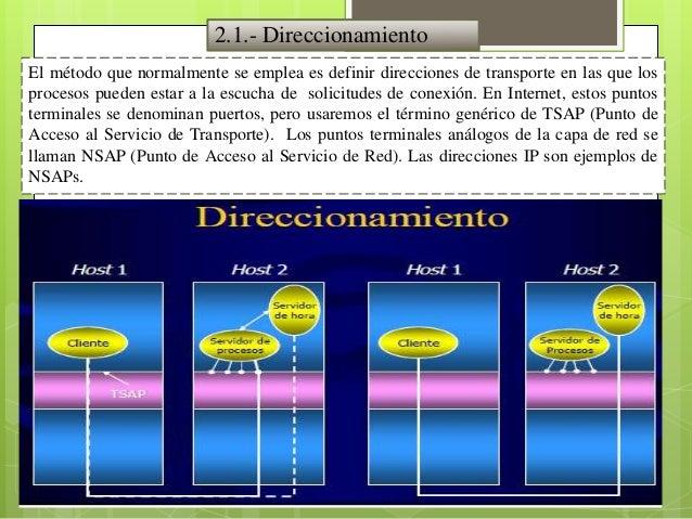 2.2.-Establecimiento de una conexiónEl problema viene cuando la red puede perder, almacenar, o duplicarpaquetes. El princi...