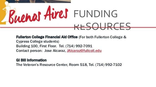 Fullerton College Financial Aid >> Capa Fullerton Presentation Fall 2018 Draft V3