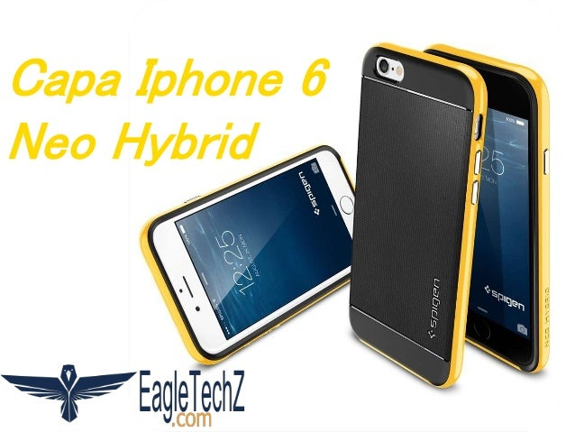 Capa Iphone 6 Neo Hybrid