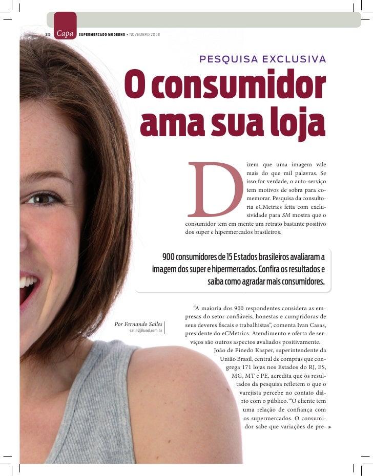35   Capa   Supermercado moderno • novembro 2008                                                                  pesquisa...