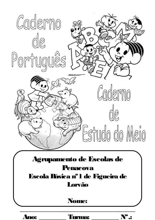 Agrupamento de Escolas de Penacova Escola Básica nº1 de Figueira de Lorvão Nome: __________________________________ Ano: _...
