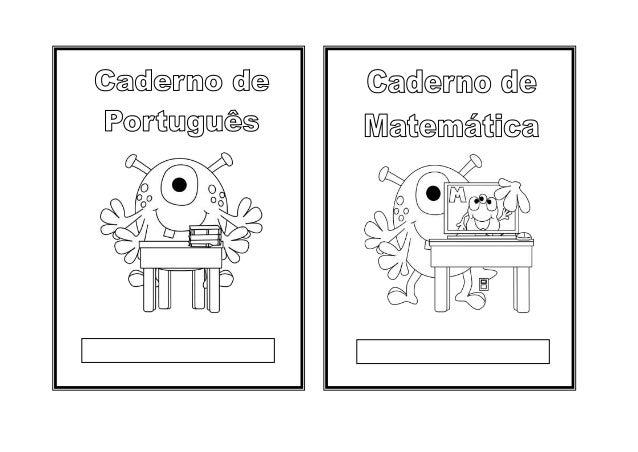 Capas Dos Cadernos