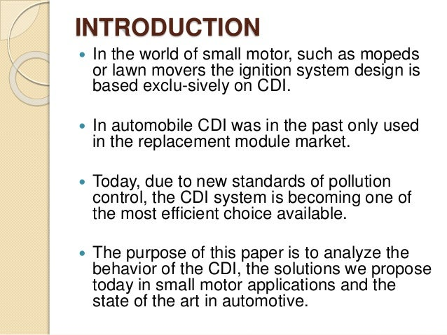 Advantages And Disadvantages Of Automobile Air