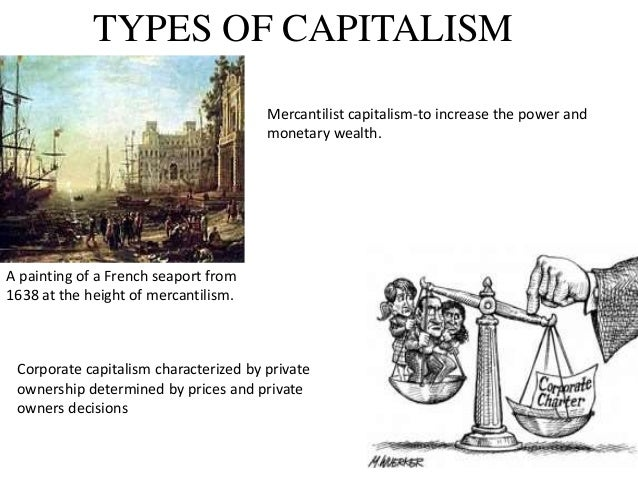 What Is Global Capitalism?