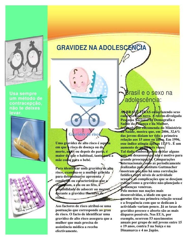 Soluções de Tecnologias de Informação<br />-742211579418Gravidez de riscoUma gravidez de alto risco é aquela em que o risc...