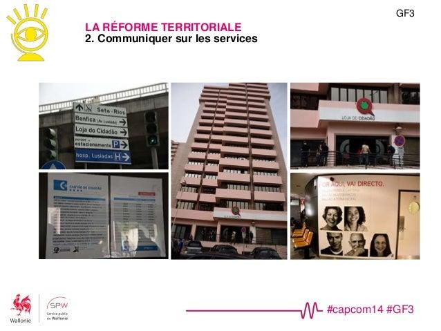 #capcom14 #GF1 www.dechetsenligne.com Un outil d'intégration des messages