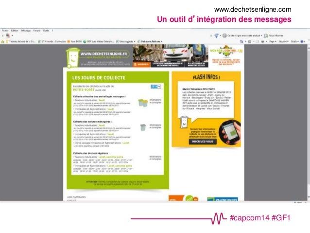 #CapCom14 : GF3 – Construire sa communication institutionnelle au-delà de la réforme territoriale