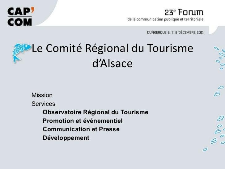 Cap com2011 communication touristique-demangel Slide 2