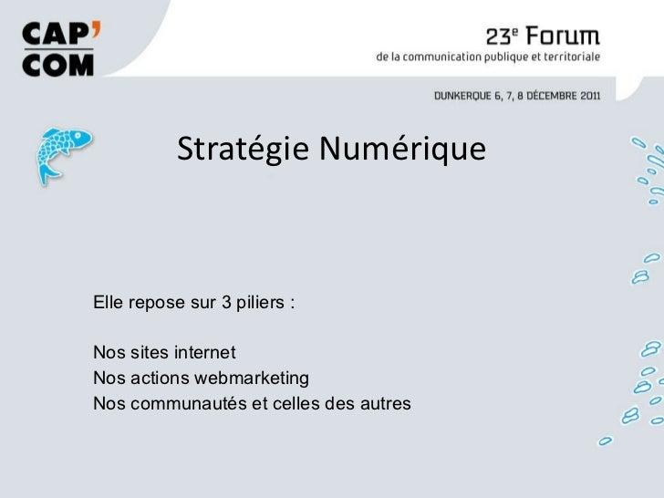 Cap com2011 communication touristique-demangel Slide 3