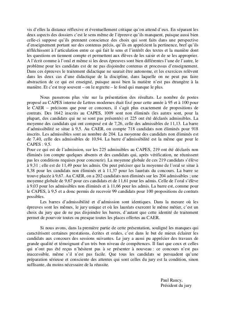 Bilan de ladmissibilité   Concours EBH                ACCES ECHELLE REMUNERATION CAPES-PRIVESection / option            02...