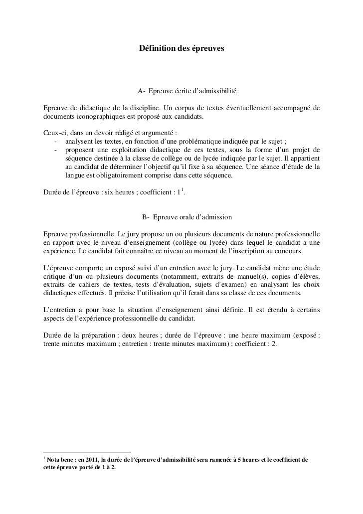 ADMISSIBILITE                                              Répartition par académies après barre     Concours EBI       CA...