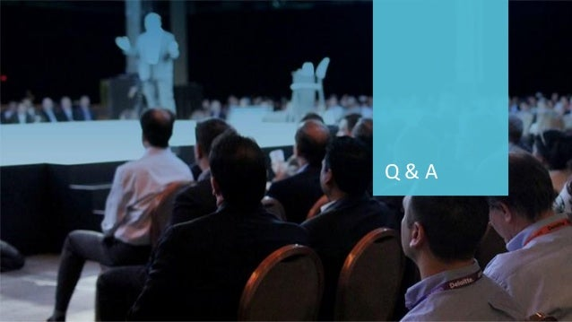 14 © 2015 CA. ALL RIGHTS RESERVED.@CAWORLD #CAWORLD Q & A