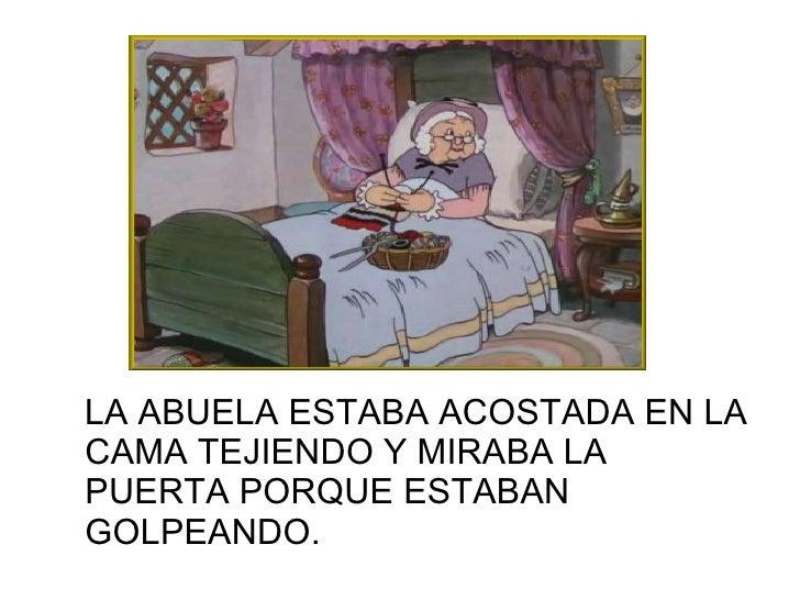 cama abuelita
