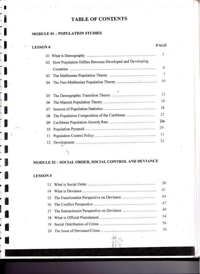 cape sociology unit 2 study guide rh slideshare net Math Unit 2 Study Guide Biology Unit 2 Study Guide
