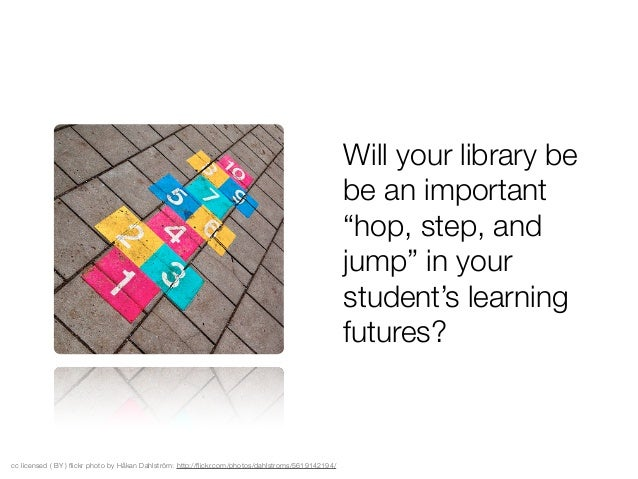 21C School Librarian - What does it take?