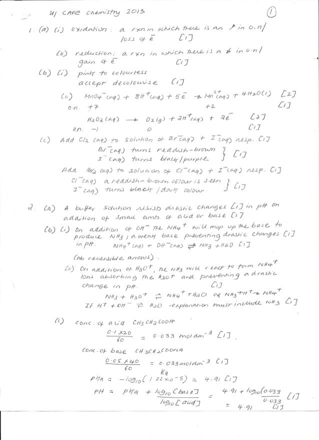 past physics paper unit 1 cape