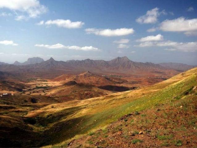 Cape Verde Archipelago Slide 3