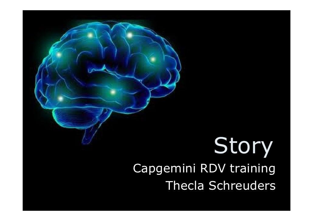 StoryCapgemini RDV training    Thecla Schreuders