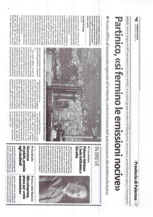 Capilli bertolino emissioni nocive a.i.a. capilli partinico (1)
