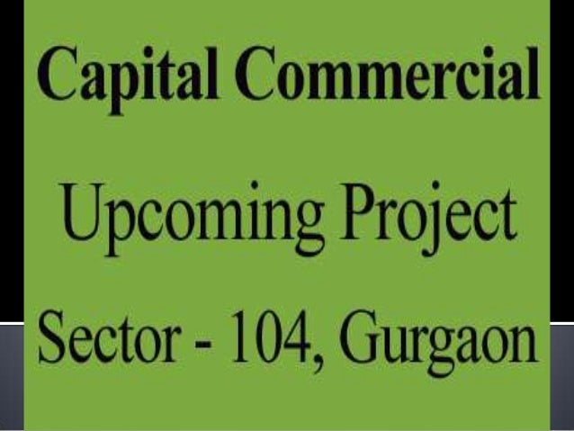 9650100436 Capital Square Sector 104 Gurgaon/NEAR AIRPORT