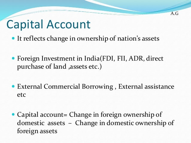 rupee convertibility on capital account Capital account convertibility: freedom for converting rupees into foreign currency  and back again for capital transactions • conversion is done at market.