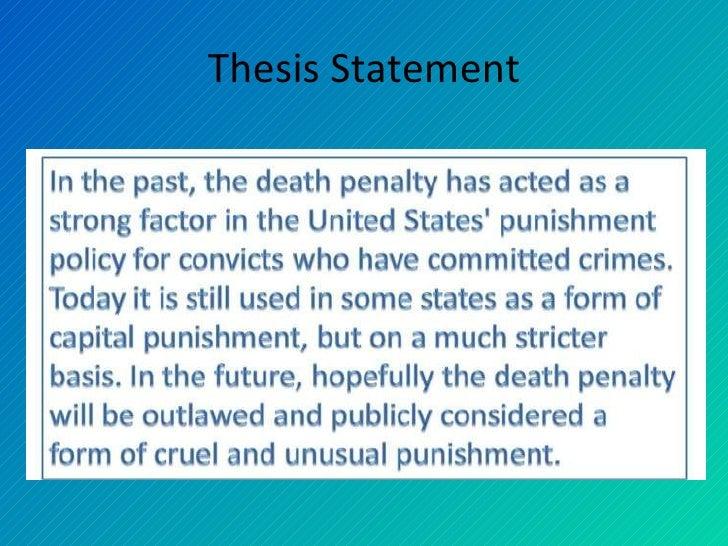 death penalty hook sentence
