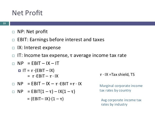EBIT margin is a measure of a company's profitability, calculated as EBIT (earnings before interest and tax) divided by net revenue. The value of EBIT margin helps evaluate how a .