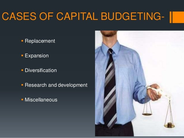 capital budgeting excellence in financial management Excellence in financial management  most capital projects will involve numerous variables  in capital budgeting analysis we want to determine the after tax.