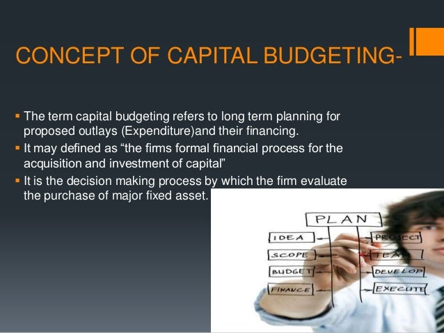 capital budgeting techniques thesis In spite of the importance of small business firms, most of the literature and surveys related to capital budgeting are targeted toward larger firms this dissertation focuses on the smaller firms the intent of this study is to ascertain where small firms stand today in regard to capital budgeting techniques as opposed to prior.