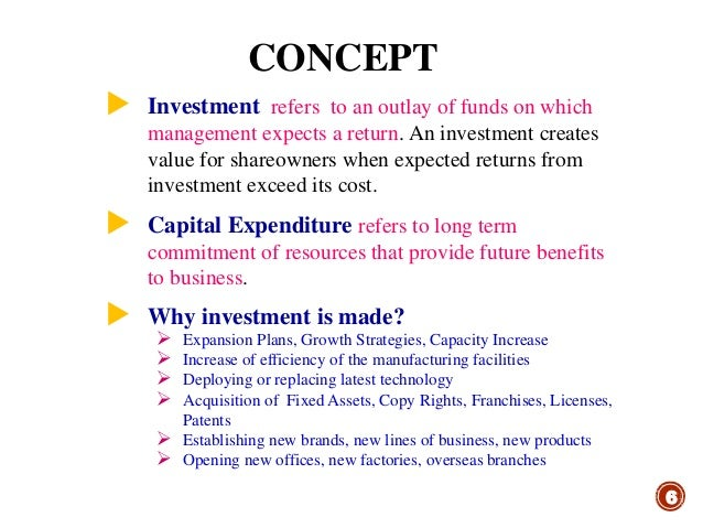 capital budgeting in reliance capital