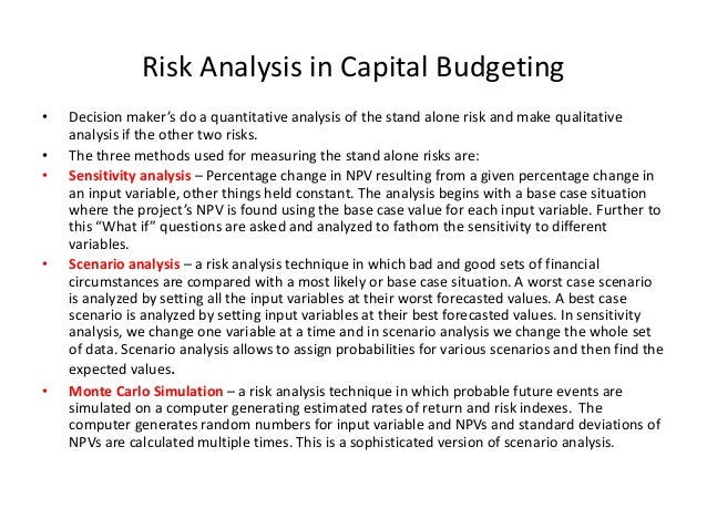 capital budgeting explained Capital budgeting is the process most companies use to authorize capital spending on long‐term projects and on other projects requiring significant investments.
