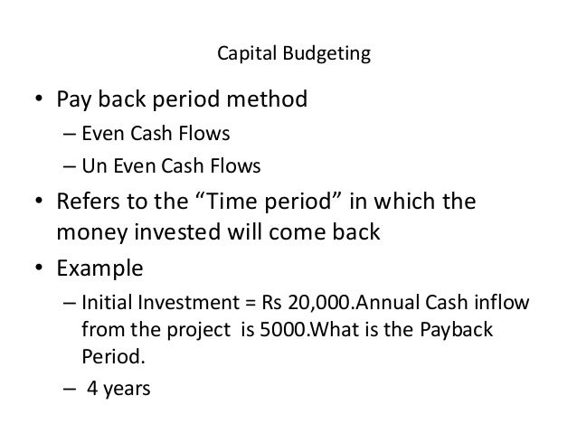 why is the time value of money so important in capital budgeting decisions Why is capital budgeting so important  what is 'capital budgeting'  capital budgeting and time value of money.