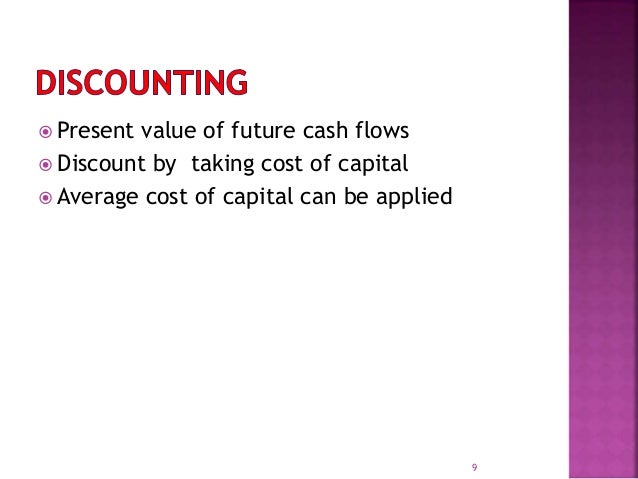 ameritrade cost of capital evaluation Ameritrade case study cost of capital method of calculation 1 apply capm equation: 2 calculate the weighted average cost of capital (wacc) the pure play approach.