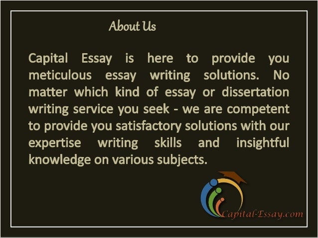 Essay writing service us providers