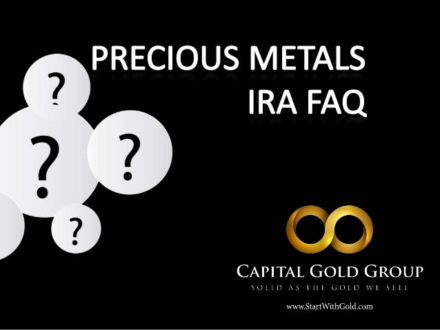 Who is the custodian of my Precious Metals IRA? Why do I need a custodian to hold the gold in my IRA? As with any IRA, the...