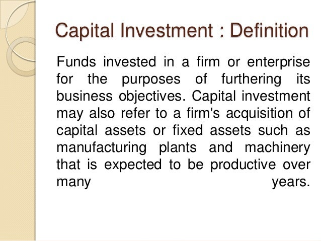 Investment definition capital pioneer investments ireland linkedin
