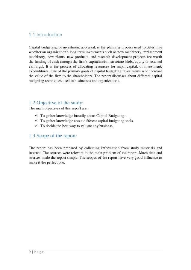 budget and budgeting techniques essay The advantages and disadvantages of budgeting as an essential part of the management process budgets compel planning  once the budget has been prepared.