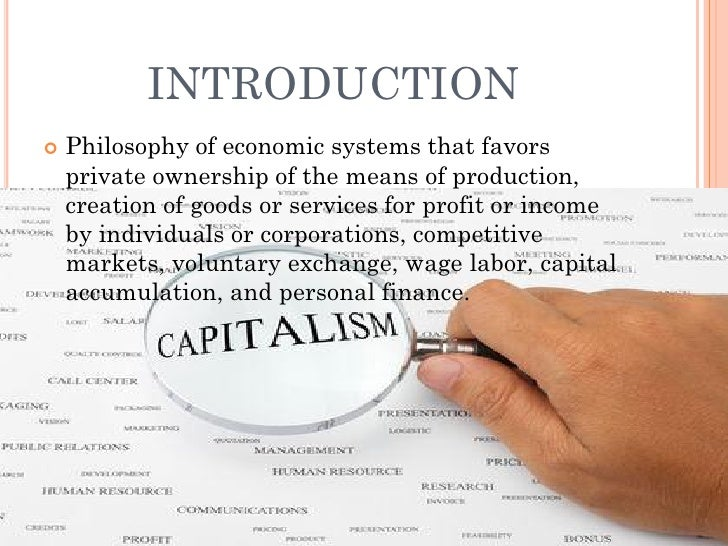an introduction to varieties of capitalism Since its publication ten years ago, hall and soskice's an introduction to varieties of capitalism has become one of the most influential and highly cited studies of the subject it focuses on the problem of coordination: how do firms coordinate their actions, both internal (with their own employees) and.