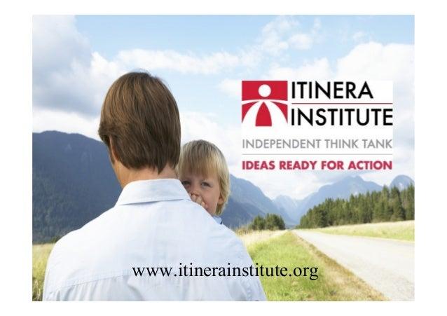 21/11/14  www.itinerainstitute.org