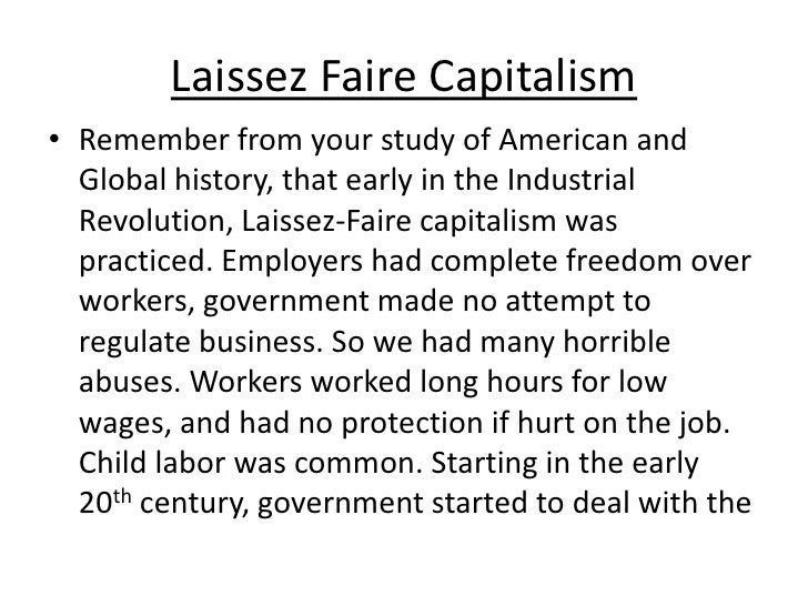 Capitalism and the free enterprise system Slide 3