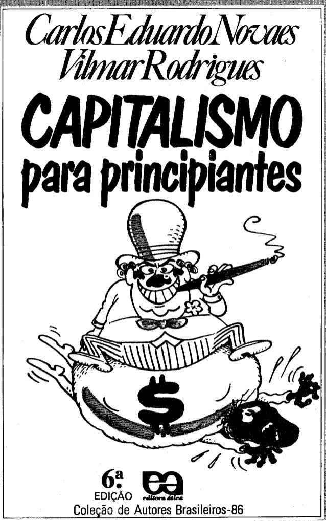 LIVRO CAPITALISMO PARA PRINCIPIANTES -